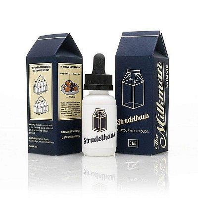 Liquido Strudelhaus - The MilkMan eLiquid 30 ml - 3mg nicotina