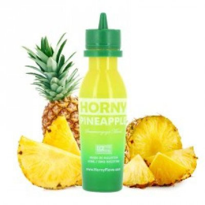 LIQUIDO HORNY FLAVA PINEAPPLE 65ML - 0MG NICOTINA