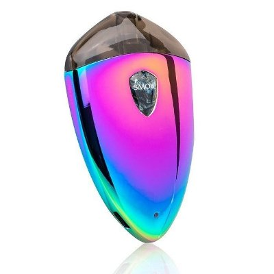 Kit Smok Completo C/ Bateria Rolo Badge - PRISM RAINBOW 860