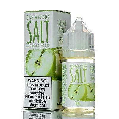 Salt Nic Green Apple SKWEZED 30ml