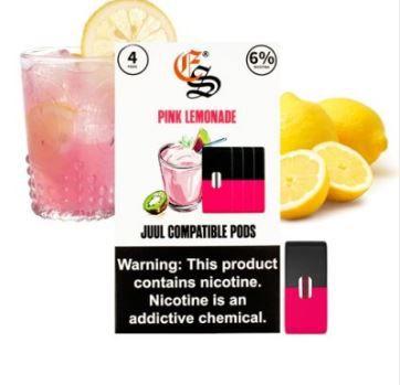 REFIL EONSMOKE PINK LEMONADE 6%