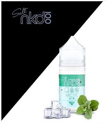 LIQUIDOS SALT NIC - NKD 100 - ARCTIC AIR