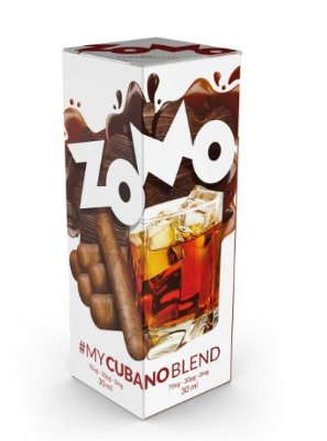 LÍQUIDO ZOMO - MY CUBANO BLEND E-JUICE 60ML - 3MG NICOTINA