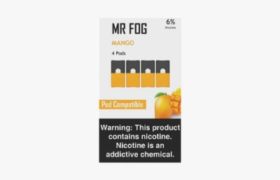 MR FOG MANGO- JUUL COMPATIBLE