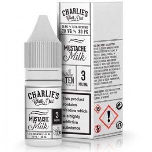 Mustache Milk - Charlie´s Dust 10ML / 6mg