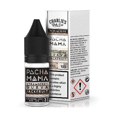 PACHAMAMA STRAWBERRY, GUAVA, JACK FRUIT por Charlies  Chalk Dual - 3MG/10ML