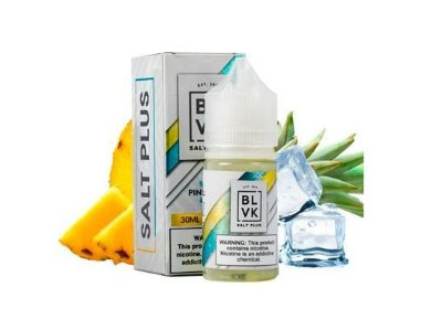 LIQUIDO SALT NIC PLUS 50MG PINEAPPLE ICE 30ML - BLVK UNICORN