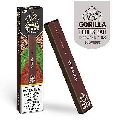 GORILLA FRUITS BAR -  DESCARTAVEL - TOBACCO