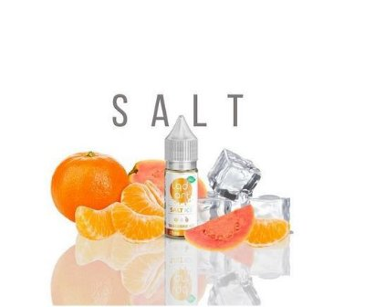LIQUIDO JUICE SALT ICE - TANGERINE ART - LQD ART - 16,5ML