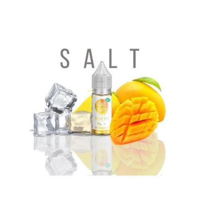 LIQUIDO JUICE SALT ICE - MANGO ART - LQD ART - 16,5ML