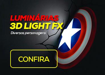 Luminária 3D