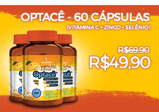 Optacê - Vitamina C + Zinco + Selênio