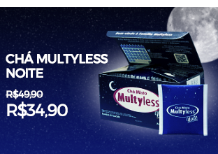 Multyless Chá Noite