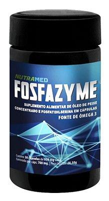 Fosfazyme (Ômega 3 Concentrado + Fosfatidilserina) - 30 Cápsulas