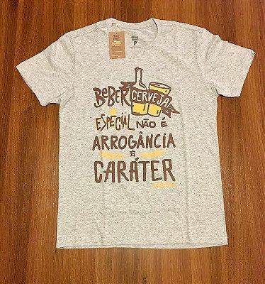 Camiseta #CervejeiroComOrgulho