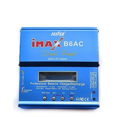 Carregador e Balanceador de Baterias IMAX B6AC