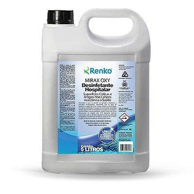 MIRAX OXY - Desinfetante a base de Peróxido de Hidrogênio