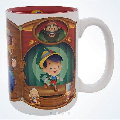 Caneca Pinoquio / Pinocchio Disney Parks