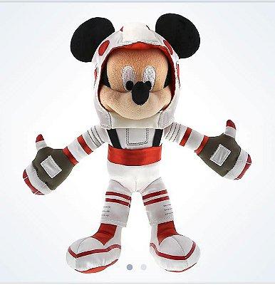 Mickey de pelúcia Astronauta Disney Parks