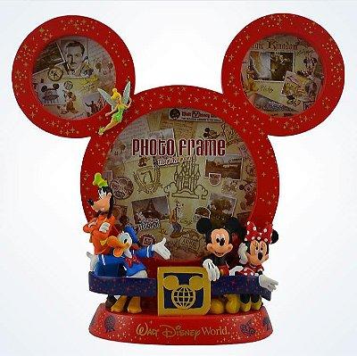 Porta Retrato Mickey e amigos