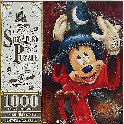 Quebra Cabeça Mickey Feiticeiro