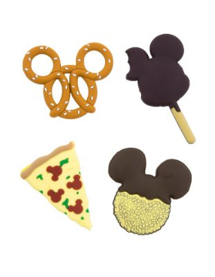 Imã Comidas Mickey Disney Parks