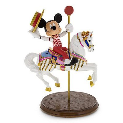 Mickey figurine no Carrossel