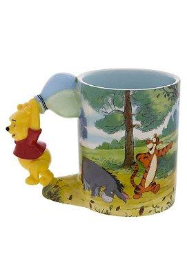 Caneca ursinho Pooh