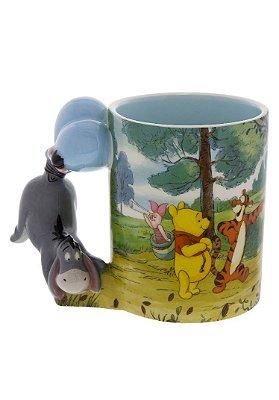 Caneca Bisonho Eeyore - ursinho Pooh