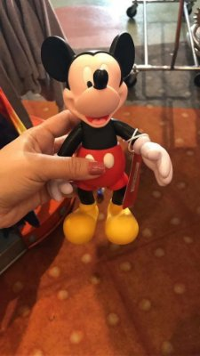 Mickey articulado