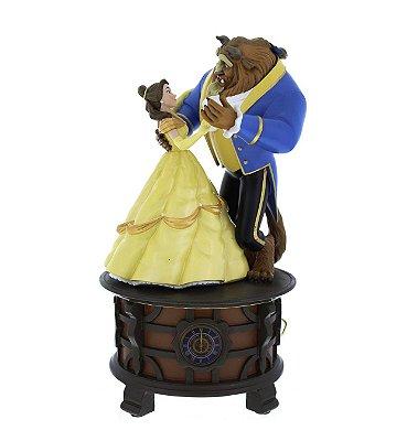 Caixa de música Bela e a Fera Disney Parks