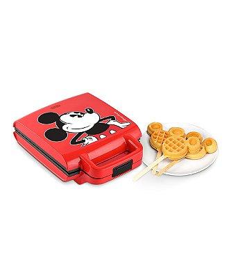 Maquina de Mini Waffle do Mickey