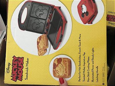 Sanduicheira do Mickey
