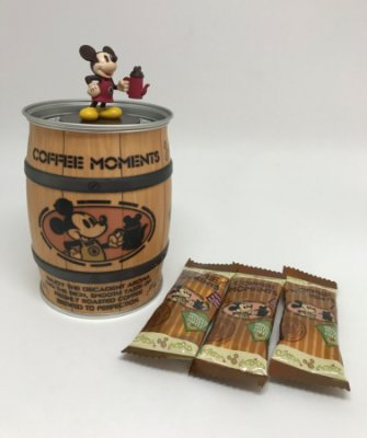 Lata de Café do Mickey