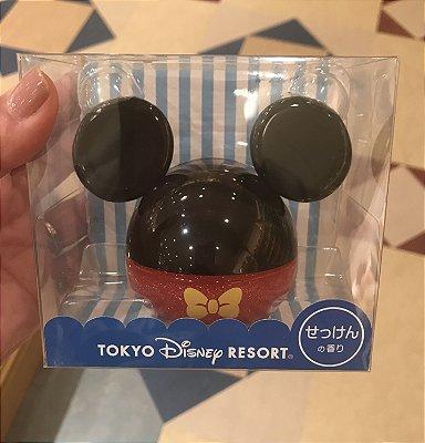 Aromatizador Mickey, Minnie, Pooh ou ET/Alien