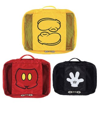 Kit necessaire Mickey Disney Parks
