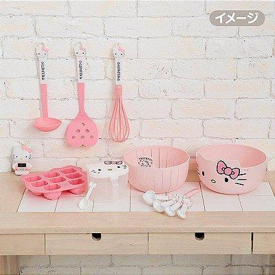 Utensilios de Cozinha Hello Kitty