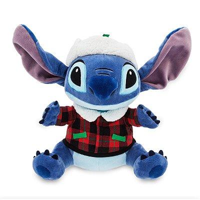 Pelucia Stitch de Natal