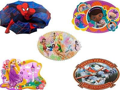 Jogo Americano Disney Store - Varios modelos Clique