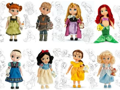 Boneca Animators Collection Disney Store