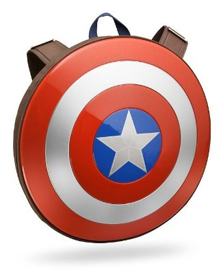 Mochila Escudo Capitão América