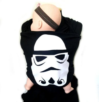 Wrap Sling - Personalizado do  Star Wars (Cotton)