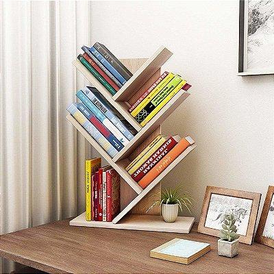 Suporte de livros para mesa - 100% MDF 18mm - Escolha sua cor