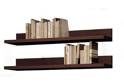 Prateleira de madeira - prateleira de parede - MDF - Você Escolhe a Cor e as Medidas!