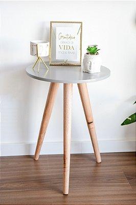 Mesa com Pés Palito - Fácil Montagem - Entrega rápida - Opções de Cores