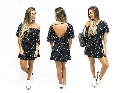 Vestido Bata | Estrelas