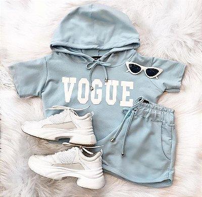 Conjunto Vogue Azul | Petit Rosè