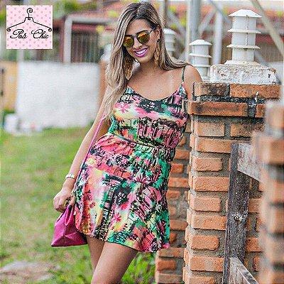 Vestido Color Summer