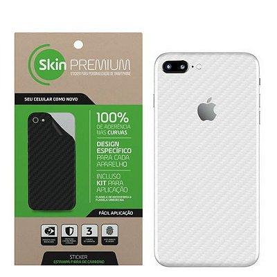 ADESIVO SKIN PREMIUM PARA IPHONE 6/6S BRANCO