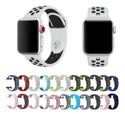 Pulseira Esportiva Para Apple Watch - Diversas cores